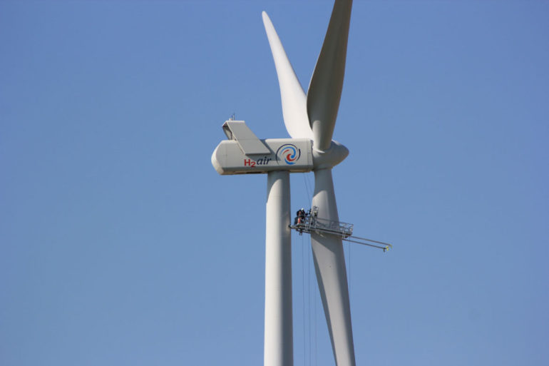 Upgrade Power Plus Operation, or how to optimise wind turbines