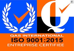 Logo ISO 9001 - H2air GT
